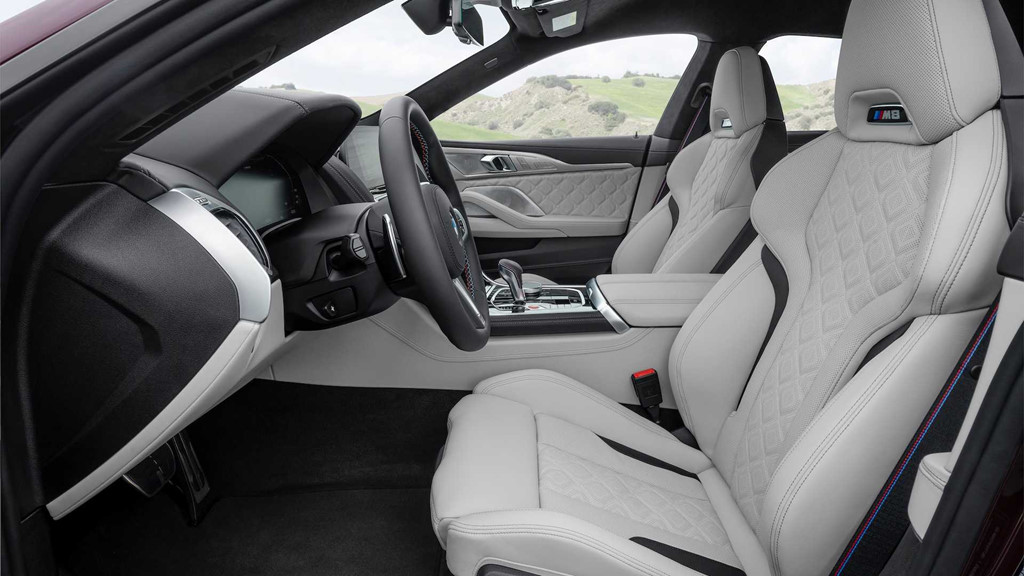 BMW M8 Gran Coupe - mau sedan 4 cua manh nhu sieu xe hinh anh 15