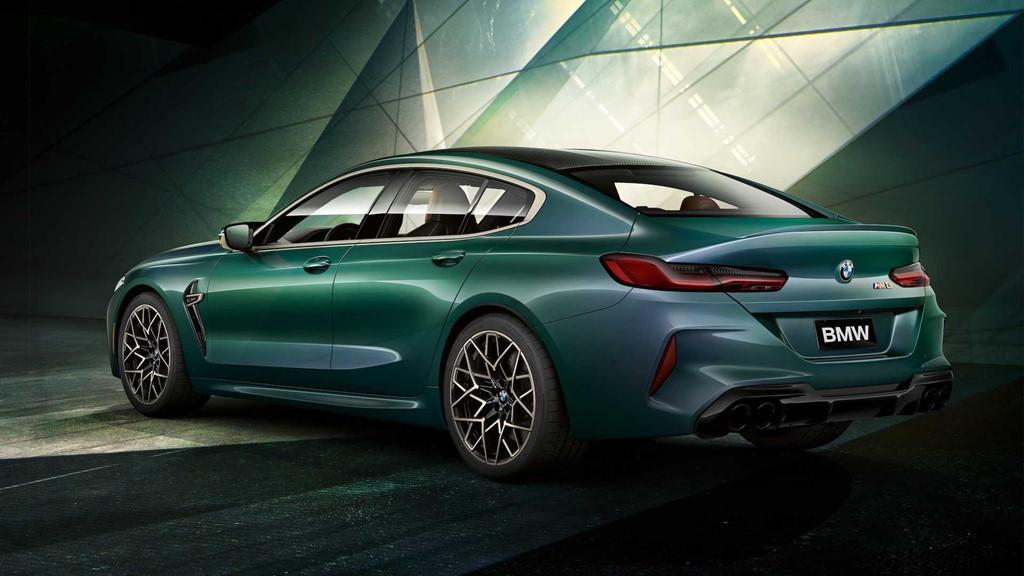 BMW M8 Gran Coupe - mau sedan 4 cua manh nhu sieu xe hinh anh 18