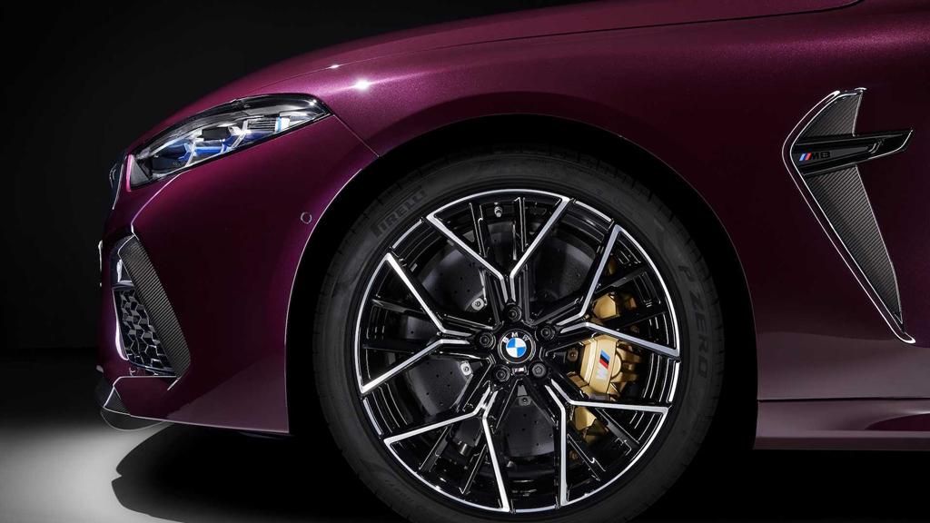 BMW M8 Gran Coupe - mau sedan 4 cua manh nhu sieu xe hinh anh 19