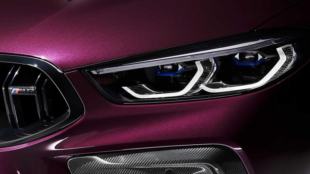 BMW M8 Gran Coupe - mau sedan 4 cua manh nhu sieu xe hinh anh 20