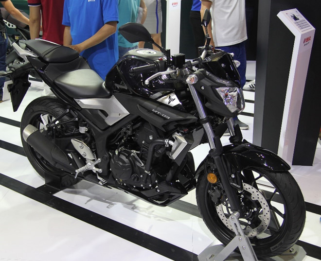 Cung muc gia 140 trieu, chon Honda CB300R hay Yamaha MT-03? hinh anh 16