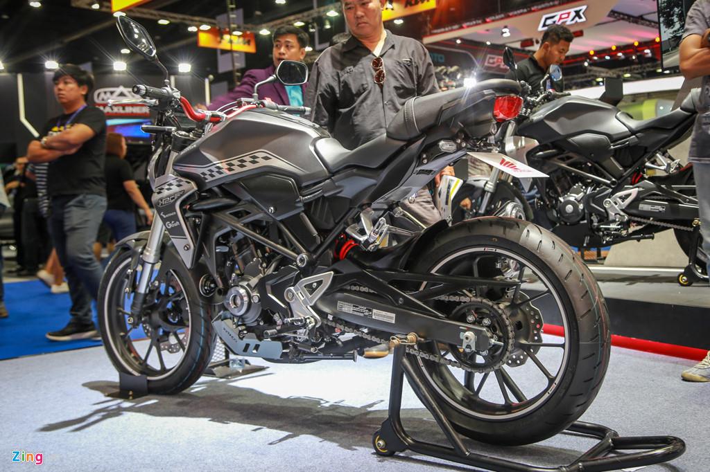 Cung muc gia 140 trieu, chon Honda CB300R hay Yamaha MT-03? hinh anh 12