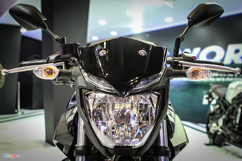 Cung muc gia 140 trieu, chon Honda CB300R hay Yamaha MT-03? hinh anh 5