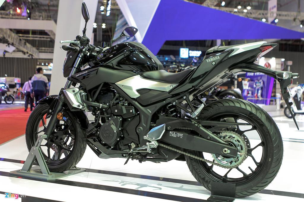 Cung muc gia 140 trieu, chon Honda CB300R hay Yamaha MT-03? hinh anh 13