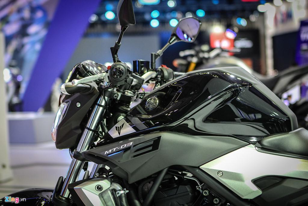 Cung muc gia 140 trieu, chon Honda CB300R hay Yamaha MT-03? hinh anh 11