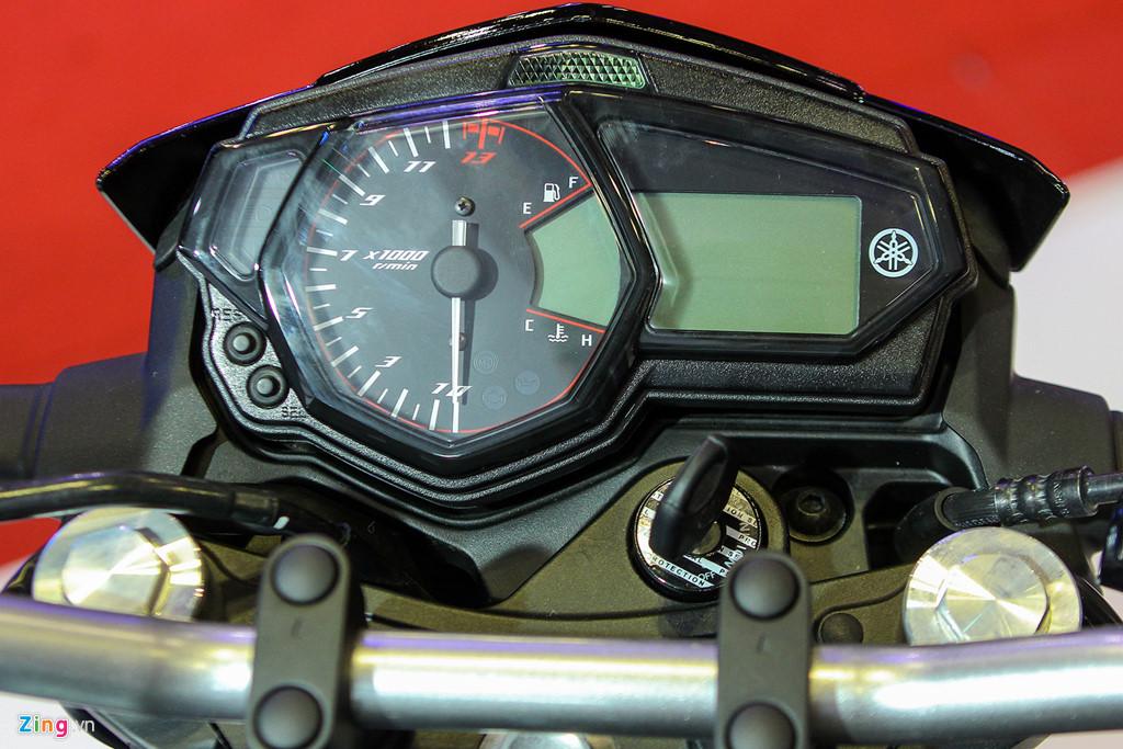 Cung muc gia 140 trieu, chon Honda CB300R hay Yamaha MT-03? hinh anh 9
