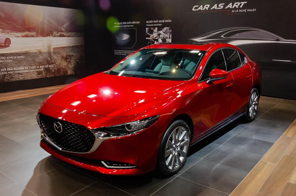 Tu 700 den 900 trieu, ngoai Mazda3 co the mua xe gi? hinh anh 1
