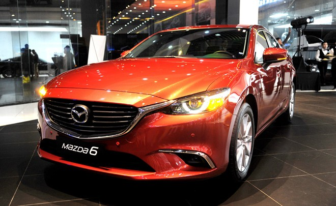 Tu 700 den 900 trieu, ngoai Mazda3 co the mua xe gi? hinh anh 4