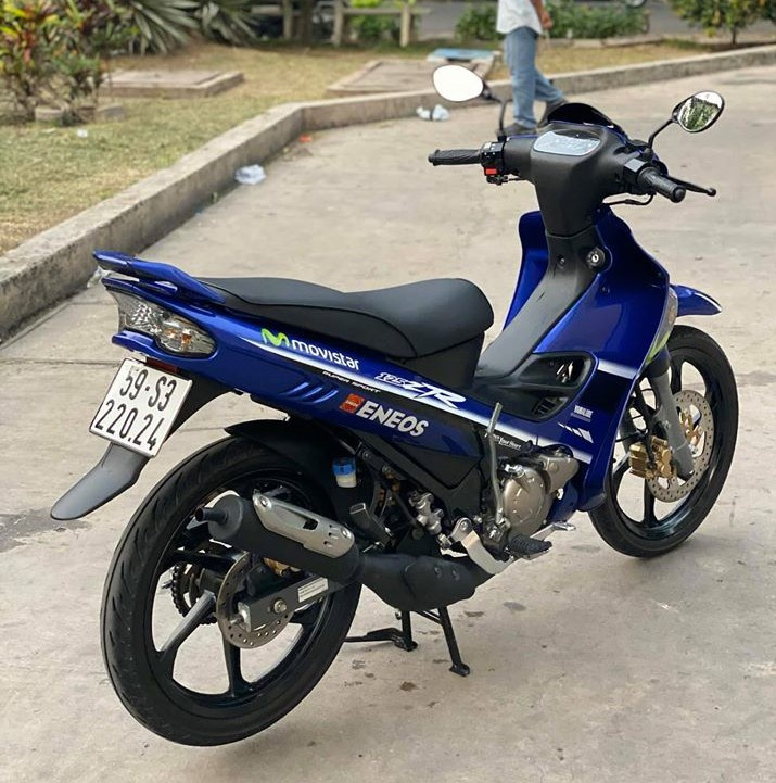 Yamaha Z125R - xe may 2 thi 125 phan khoi gia hon 200 trieu hinh anh 2 78179119_2580798152183090_8339649577598582784_o.jpg
