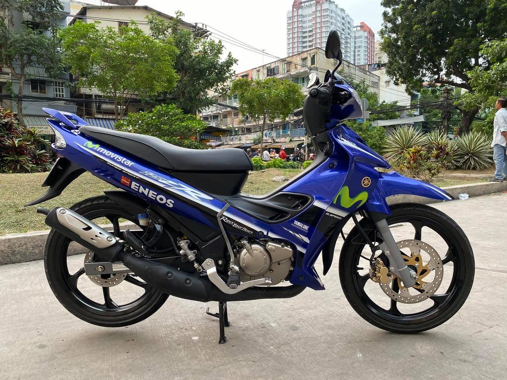 Yamaha Z125R - xe may 2 thi 125 phan khoi gia hon 200 trieu hinh anh 1 78623636_2580798278849744_1614450757430411264_o.jpg