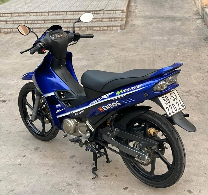 Yamaha Z125R - xe may 2 thi 125 phan khoi gia hon 200 trieu hinh anh 8 78785451_2580798038849768_2716756845548011520_o.jpg