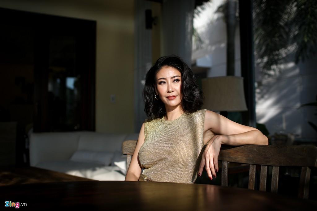 Ha Kieu Anh: 'Canh nong voi Chi Bao la quyet dinh tao bao cua toi' hinh anh 2
