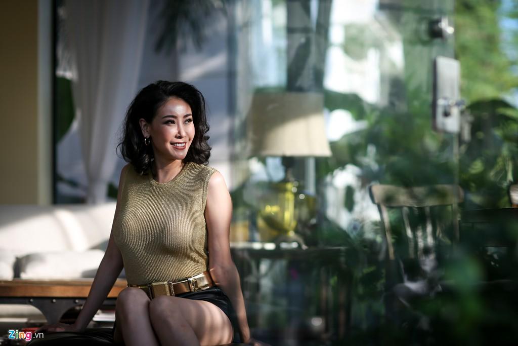 Ha Kieu Anh: 'Canh nong voi Chi Bao la quyet dinh tao bao cua toi' hinh anh 1