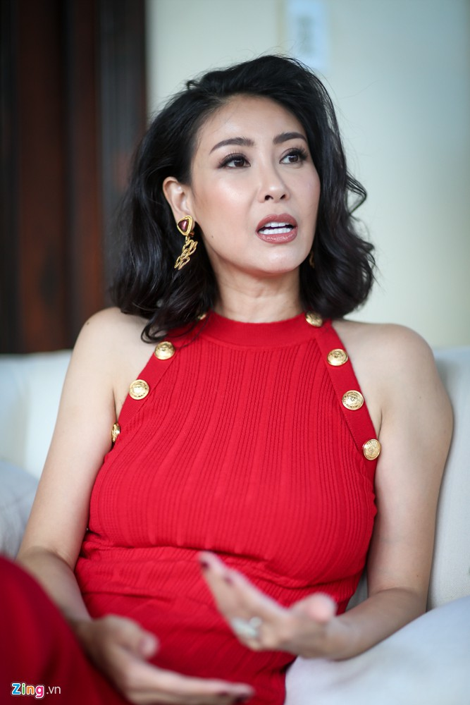 Ha Kieu Anh: 'Canh nong voi Chi Bao la quyet dinh tao bao cua toi' hinh anh 3