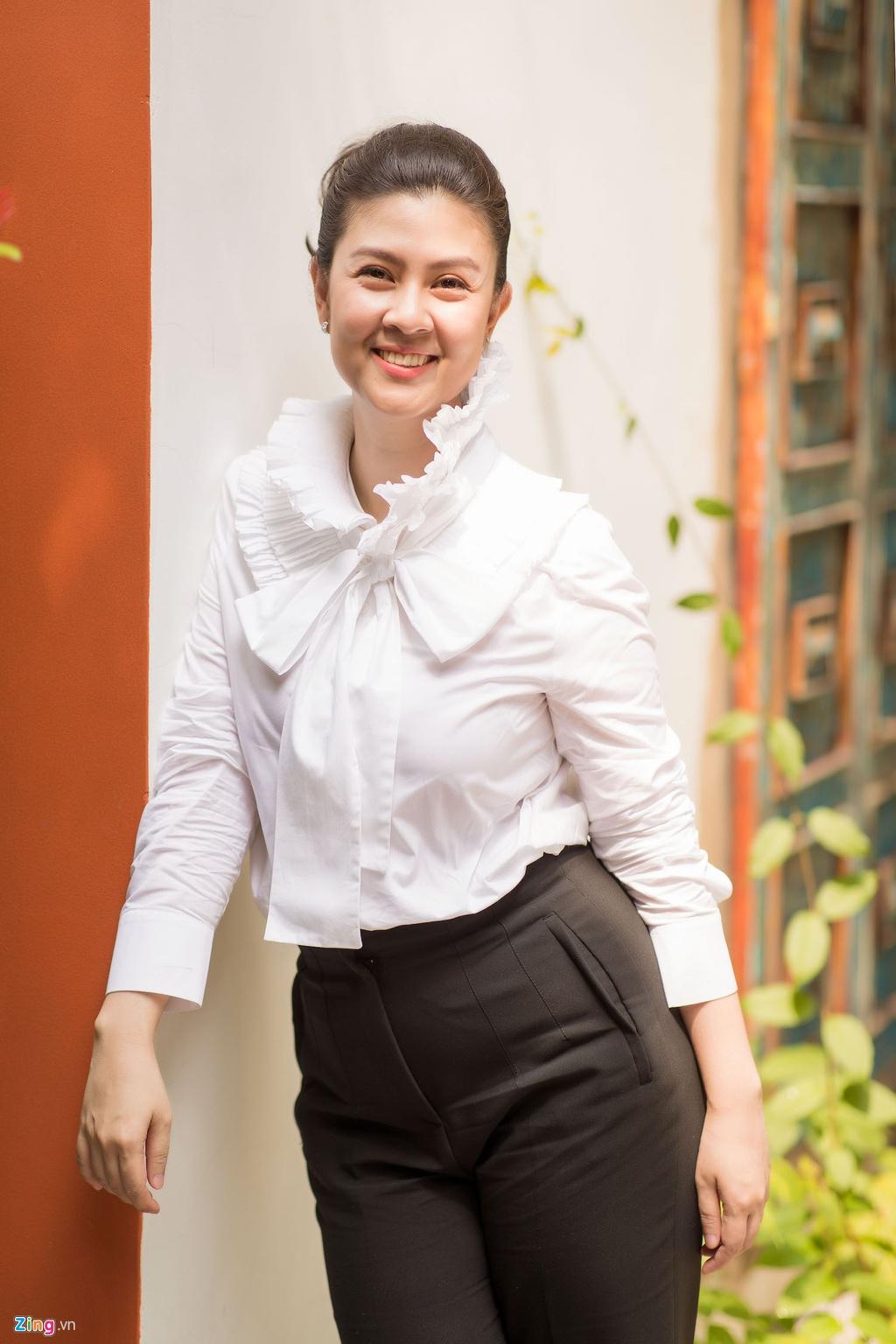 Kim Thu:'7 nam, toi khong mua duoc mot cai tui' hinh anh 4 NGT_zing-1103.jpg
