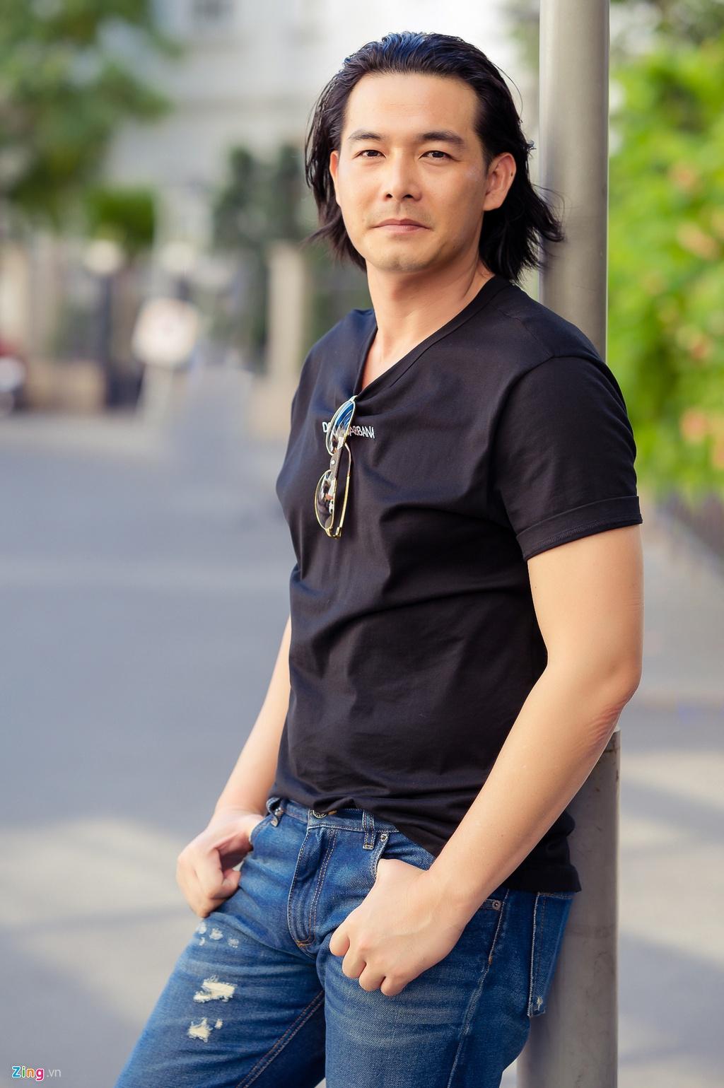 Quach Ngoc Ngoan: 'Nguoi ta che toi phat tuong, xuong sac cung dung' hinh anh 3 NGUYEN_BA_NGOC_ZING_3944.jpg