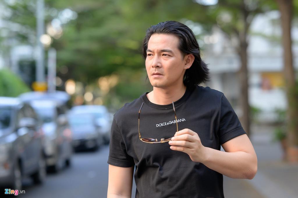 Quach Ngoc Ngoan: 'Nguoi ta che toi phat tuong, xuong sac cung dung' hinh anh 1 NGUYEN_BA_NGOC_ZING_3974.jpg