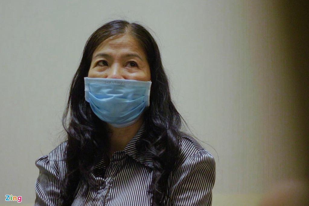 Me Mai Phuong: 'Tiem giam dau cho con, co the de Ngoc Huy nuoi Lavie' hinh anh 3 IMG_6386_zing.JPG