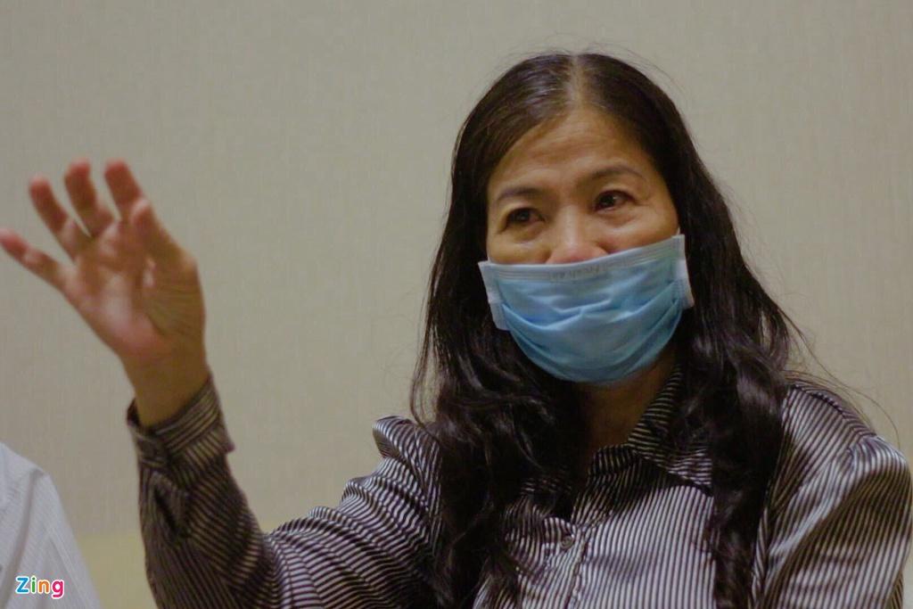 Me Mai Phuong: 'Tiem giam dau cho con, co the de Ngoc Huy nuoi Lavie' hinh anh 2 IMG_6388_zing.JPG