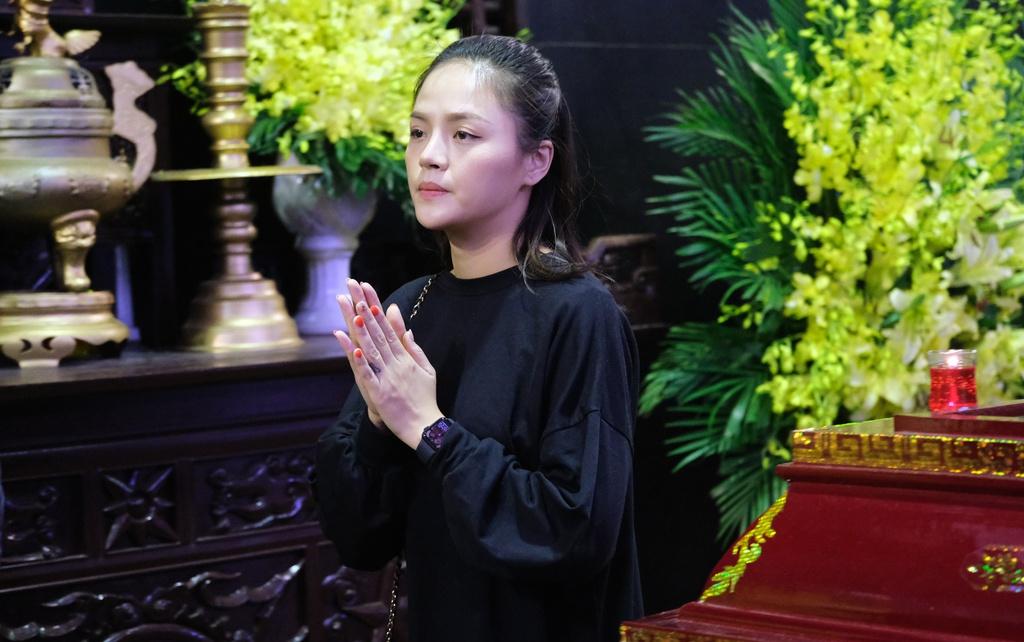 Xuan Bac, Bao Thanh va dong dao nghe si tien dua Truong Nhuan hinh anh 8 XXPT5976.JPG