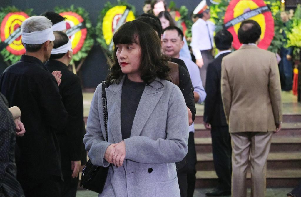 Xuan Bac, Bao Thanh va dong dao nghe si tien dua Truong Nhuan hinh anh 13 XXPT6113.JPG