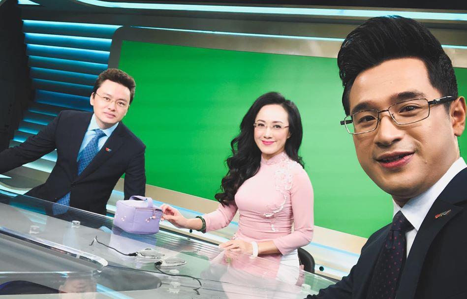 BTV Thoi su Hoai Anh: 'Toi da nghi den truong hop khong duoc ve nha' hinh anh 3 hoai_anh3.jpg