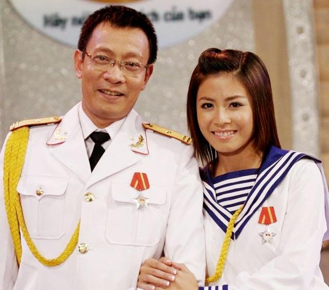MC Hoang Linh Chung toi la chien si anh 7