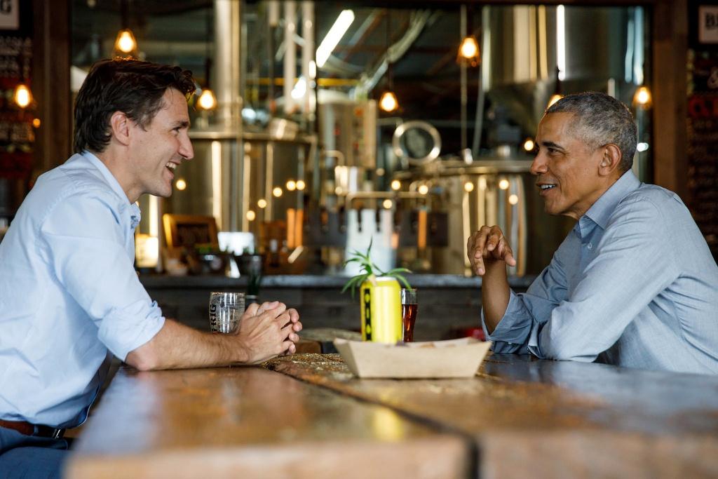 Ong Obama va vo voi cuoc song thu vi hau Nha Trang hinh anh 5 05_Canada_Prime_Minister_Office.jpg
