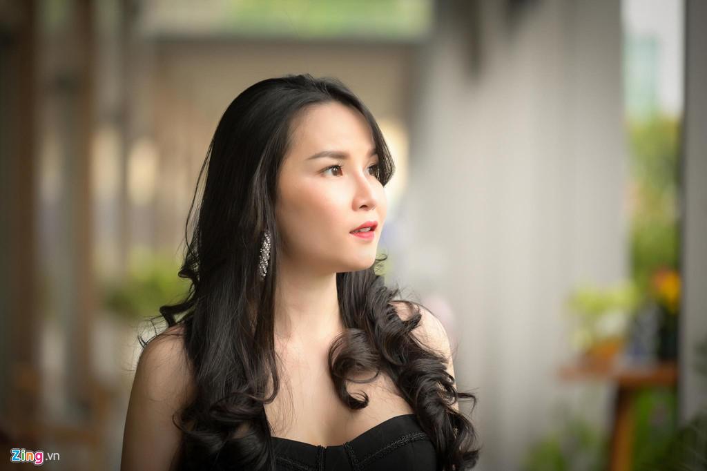 Truong nhom May Trang: 'Ly hon vi cai nhau voi me chong nhu com bua' hinh anh 3