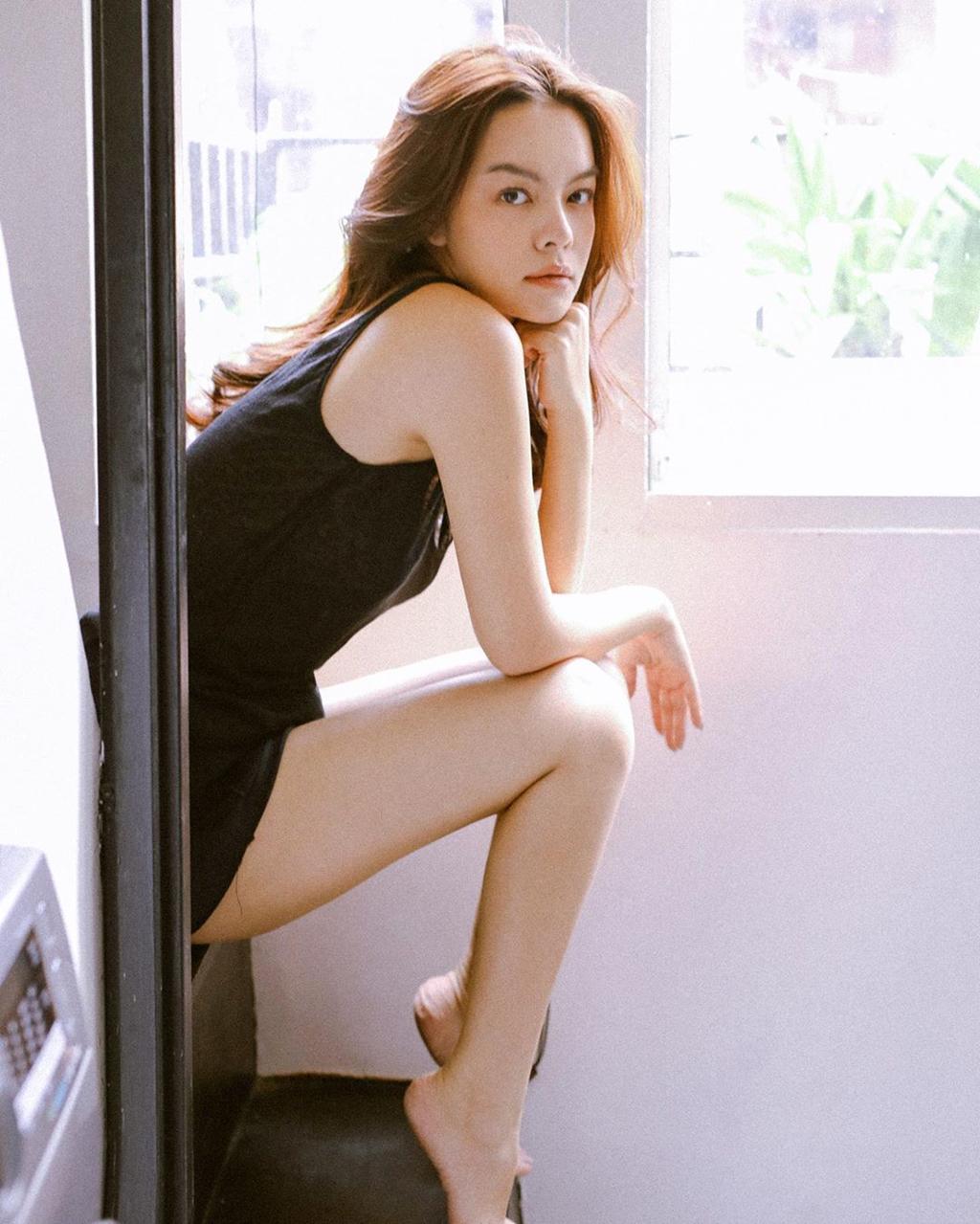 Pham Quynh Anh lan hiem hoi dang anh mac bikini hinh anh 5