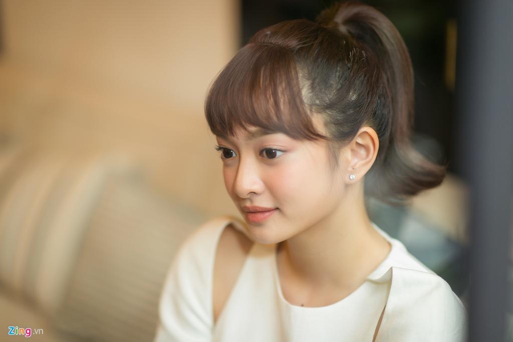 Kaity Nguyen: 'Moi nguoi thay sexy, toi thay binh thuong' hinh anh 2 a_zing_17__1.jpg