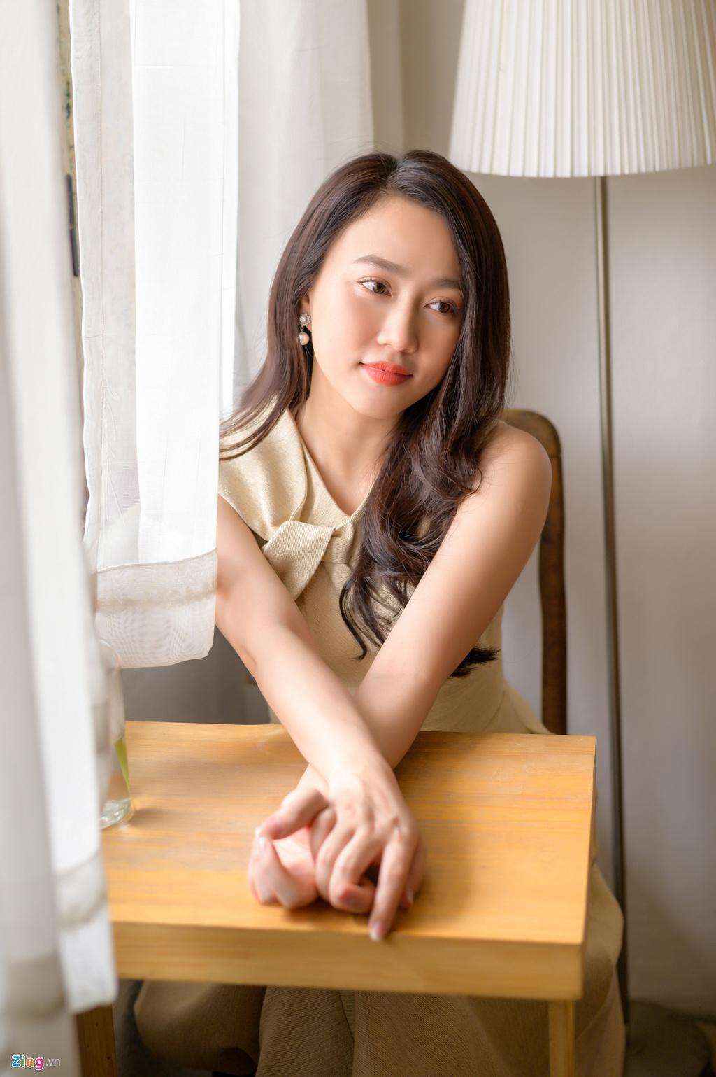 Huynh Hong Loan: 'La nguoi yeu cua Tien Linh rat hanh phuc' hinh anh 3 tienlinh3_zing.jpg