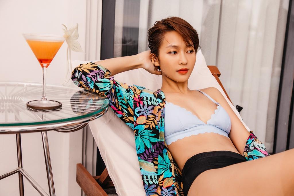 Kha Ngan mac sexy anh 5