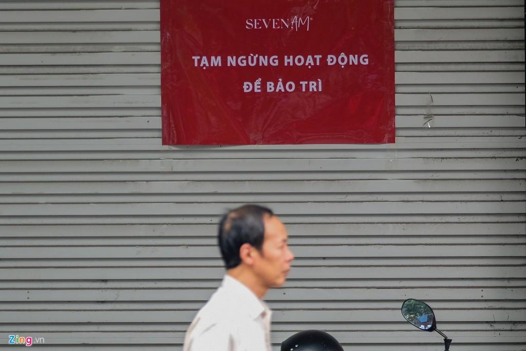Sau nghi an cat mac Trung Quoc, chuoi cua hang Seven.Am dong cua hinh anh 3