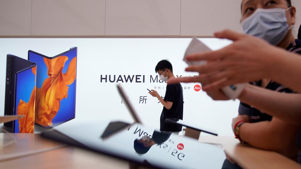 so phan Huawei anh 1