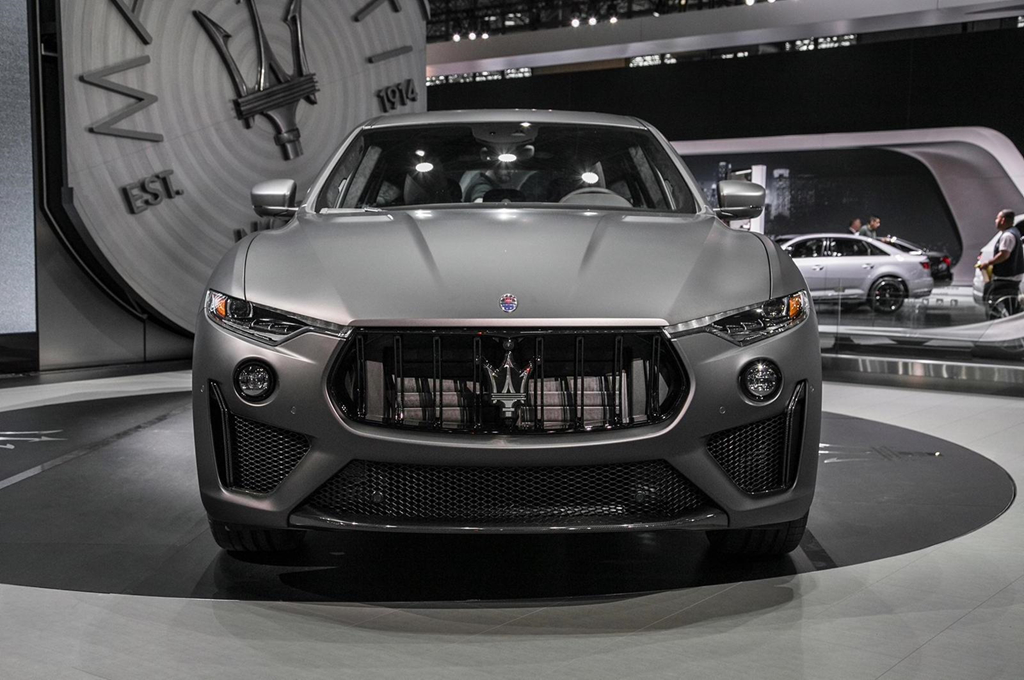 10 mau SUV manh nhat nam 2019, xe Duc thong tri hinh anh 7