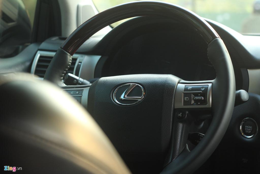 Lexus GX460 2010 do thanh phien ban 2020 ton 200 trieu hinh anh 11 LXGX2020_zing_11.jpg