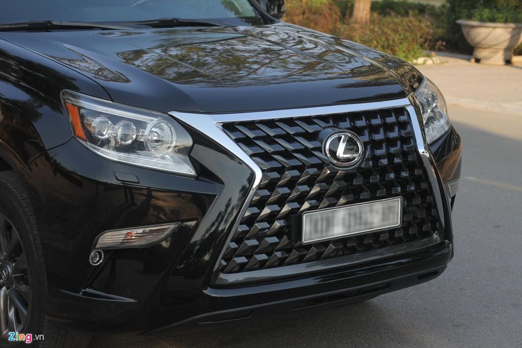 Lexus GX460 2010 do thanh phien ban 2020 ton 200 trieu hinh anh 2 LXGX2020_zing_2.jpg