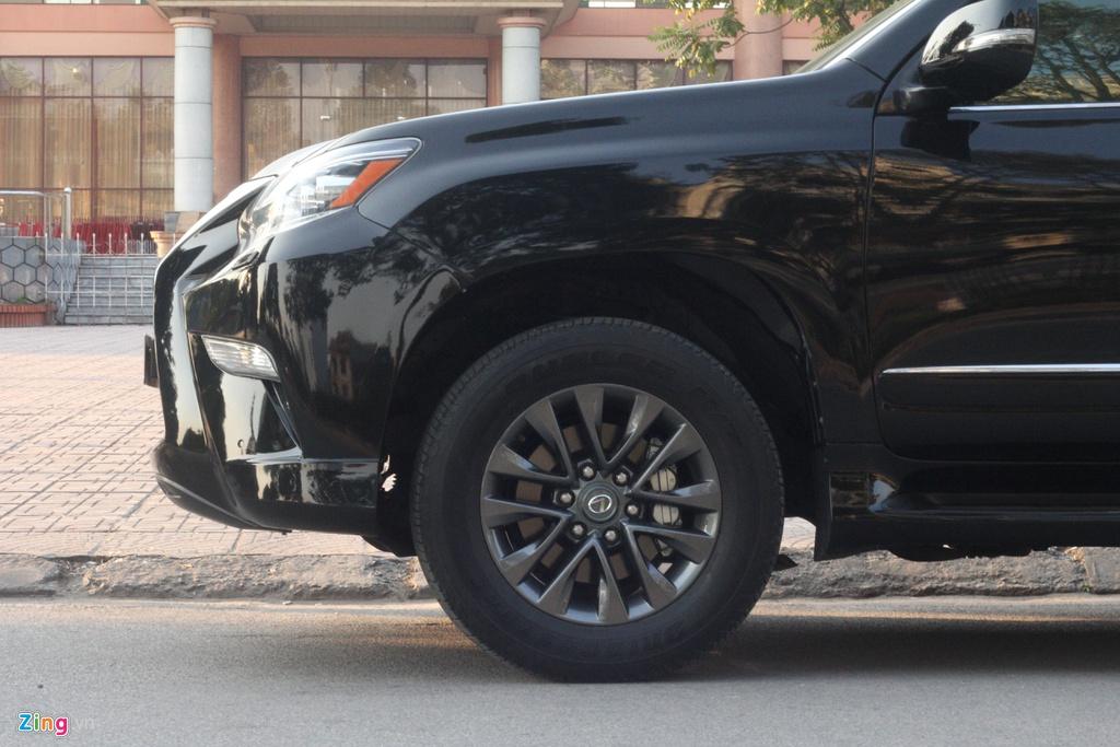 Lexus GX460 2010 do thanh phien ban 2020 ton 200 trieu hinh anh 8 LXGX2020_zing_8.jpg