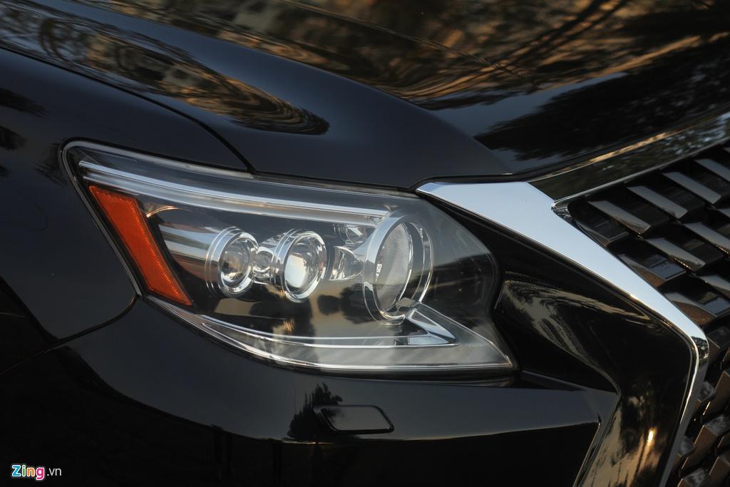 Lexus GX460 2010 do thanh phien ban 2020 ton 200 trieu hinh anh 9 LXGX2020_zing_9.jpg