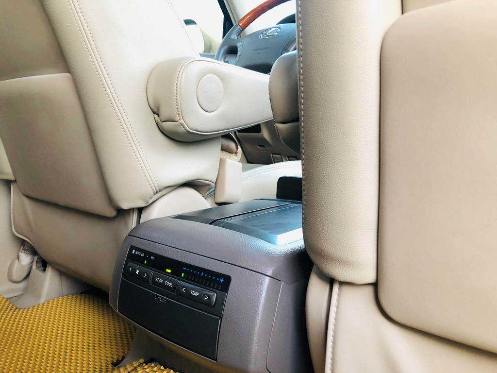 Chi tiet Lexus GX470 hon 10 nam tuoi gia gan 900 trieu dong hinh anh 8