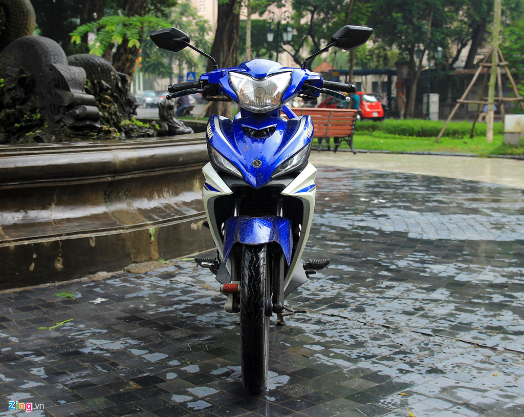 6 nhuoc diem o Yamaha Exciter 135 doi 2013 sau 55.000 km hinh anh 1