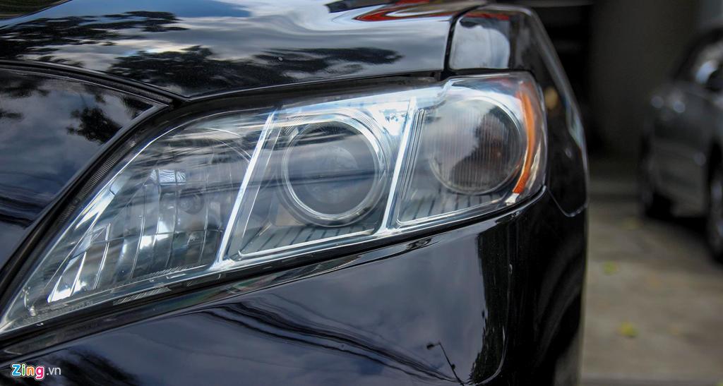 Toyota Camry LE doi 2008 nhap My, hon 10 nam gia van gan 600 trieu hinh anh 4