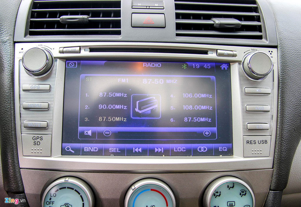 Toyota Camry LE doi 2008 nhap My, hon 10 nam gia van gan 600 trieu hinh anh 6