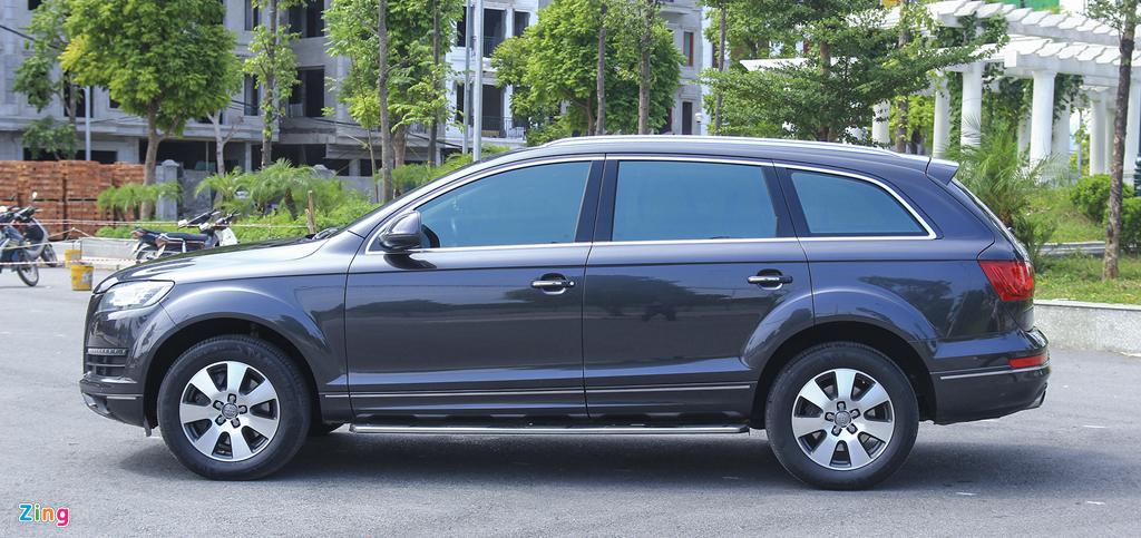 Audi Q7 10 nam tuoi, gia tuong duong Honda CR-V hinh anh 3