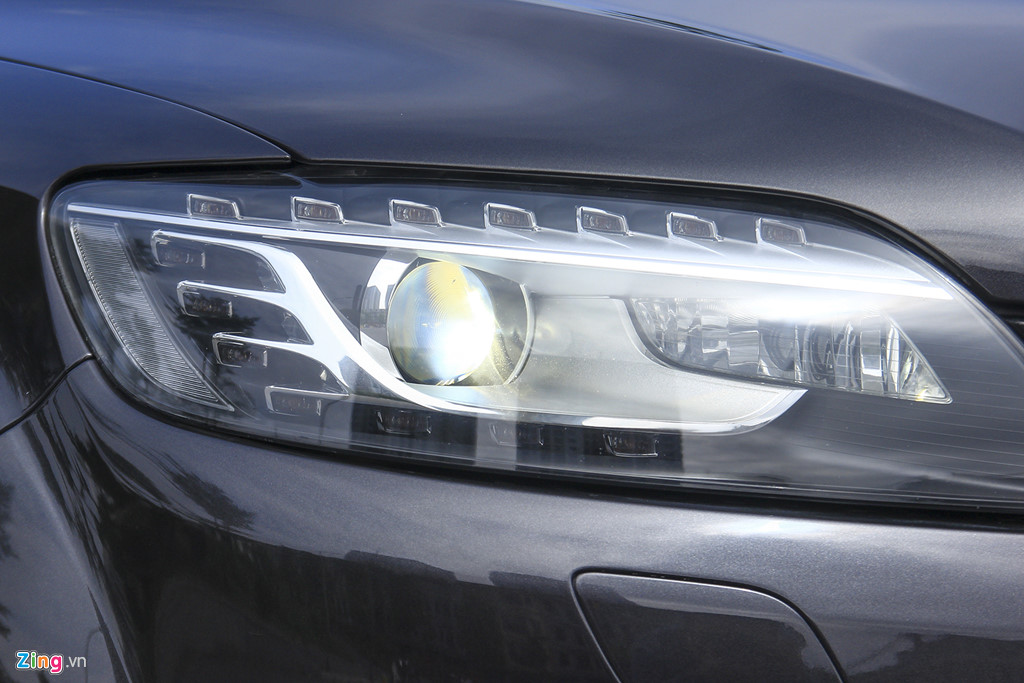 Audi Q7 10 nam tuoi, gia tuong duong Honda CR-V hinh anh 5