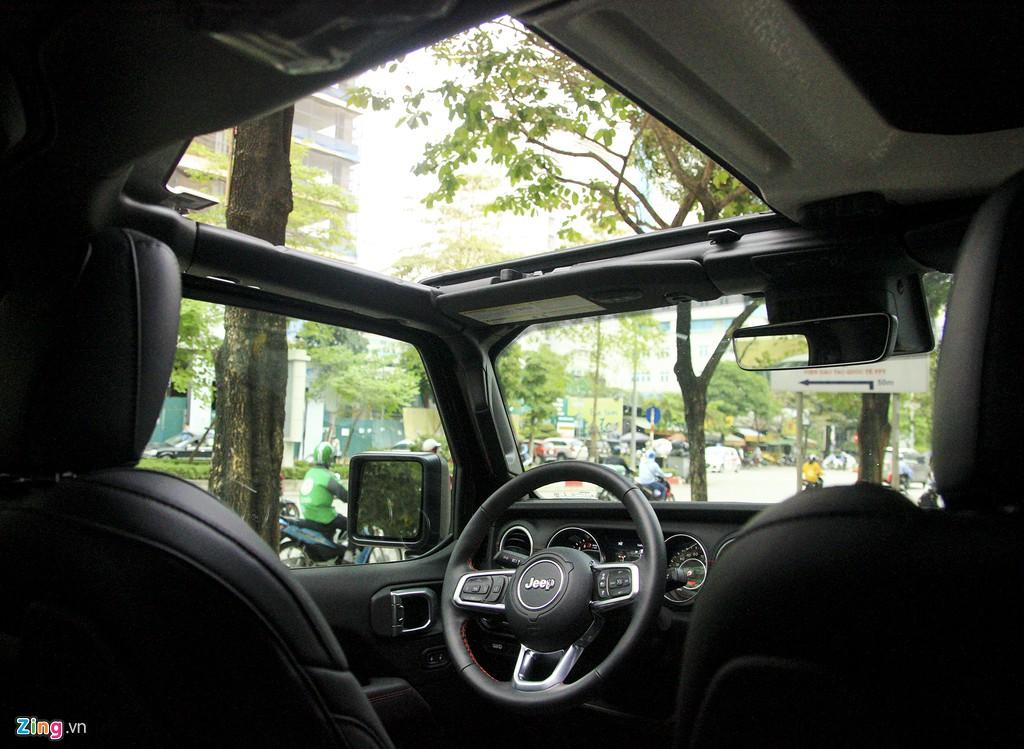 Ban tai hang nang Jeep Gladiator da co mat tai Viet Nam hinh anh 15