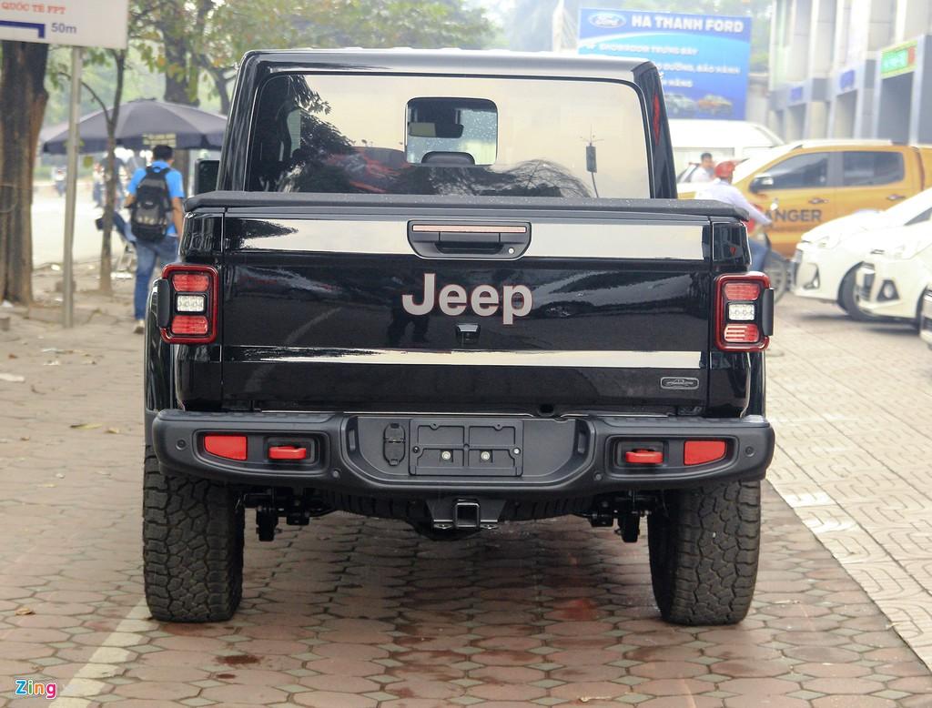 Ban tai hang nang Jeep Gladiator da co mat tai Viet Nam hinh anh 4