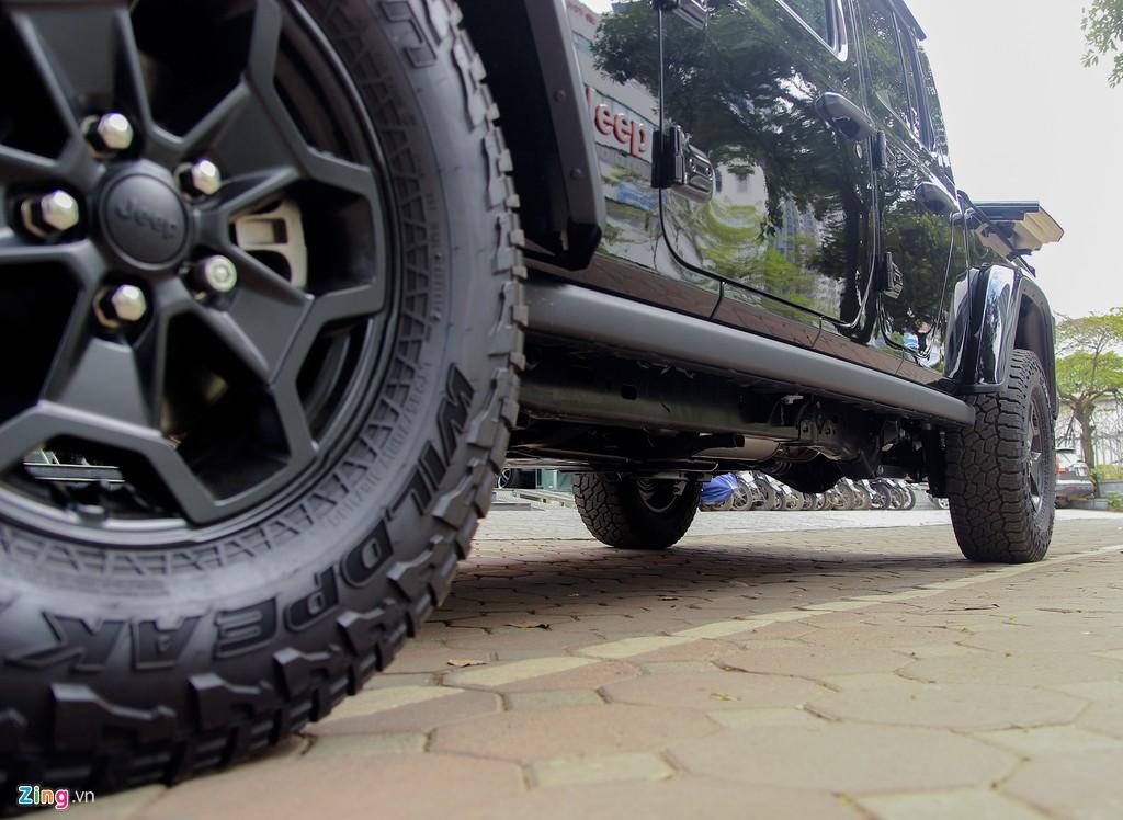 Ban tai hang nang Jeep Gladiator da co mat tai Viet Nam hinh anh 5