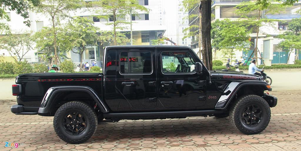 Ban tai hang nang Jeep Gladiator da co mat tai Viet Nam hinh anh 2